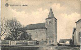 FORVILLE  L ' église. - Fernelmont