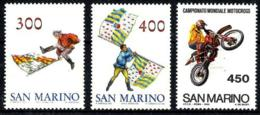 San Marino Nº 1092/94 En Nuevo - San Marino