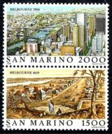 San Marino Nº 1095/96 En Nuevo - San Marino