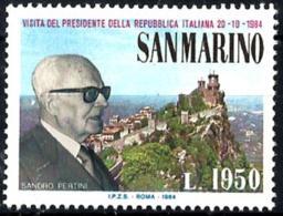 San Marino Nº 1097 En Nuevo - San Marino