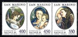 San Marino Nº 1104/6 En Nuevo - San Marino
