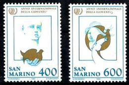 San Marino Nº 1115/16 En Nuevo - San Marino