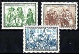 San Marino Nº 1119/21 En Nuevo - San Marino