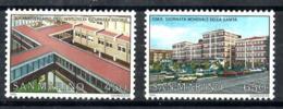 San Marino Nº 1129/30 En Nuevo - San Marino