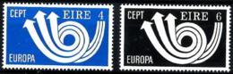 Irlanda Nº 291/92 En Nuevo - 1949-... República Irlandése
