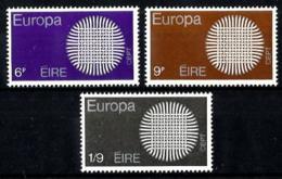 Irlanda Nº 241/43 En Nuevo - 1949-... República Irlandése