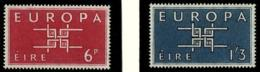 Irlanda Nº 159/60 En Nuevo - 1949-... República Irlandése