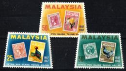 Malasia Nº 48/50 En Nuevo - Malasia (1964-...)