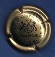 CHAMPAGNE DAUTREVILLE J.F. Bronze & Noir - Autres