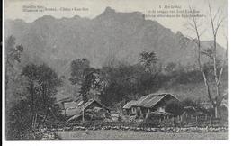 CHINA CHINE  甘肃省 GANSU Kan-Sou Sud Village Missions Missiën Van De Scheut 1922 - Chine