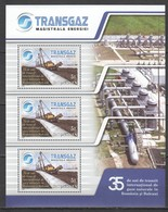 I701 2009 ROMANIA TRANSGAZ MAGISTRALA ENERGIEI 1KB MNH - Gas