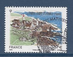 France - YT N° 4679 - Oblitéré, Dos Neuf Sans Charnière - 2012 - France