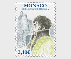 Monaco - Postfris / MNH - Honore V 2019 - Ongebruikt