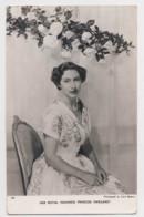 AI17 Royalty - Her Royal Highness Princess Margaret - RPPC - Royal Families