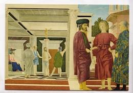URBINO, Galleria Nazionale Delle Marche, Piero Della Francesca: Flagellazione, Unused Postcard [22944] - Paintings