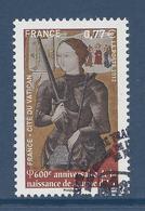 France - YT N° 4654 - Oblitéré, Dos Neuf Sans Charnière - 2012 - France