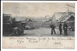 CHINA CHINE Kiautschou 胶州 Qingdao Tsingtao Tzingtau 青岛 German Soldiers - Chine