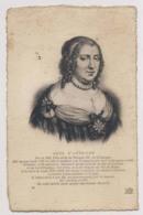 AK24  People - Anne D'Autriche - Historical Famous People