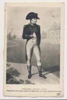 AK24  People - Bonaparte, Premier Consul - Historical Famous People