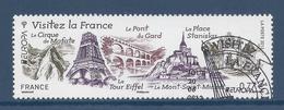 France - YT N° 4661 - Oblitéré, Dos Neuf Sans Charnière - 2012 - France