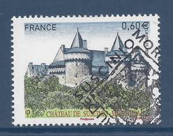 France - YT N° 4662 - Oblitéré, Dos Neuf Sans Charnière - 2012 - France