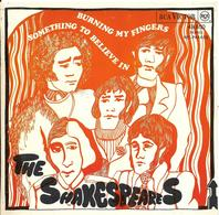 "The Shakespeares  ""  Burning My Fingers  "" - Vinyles"