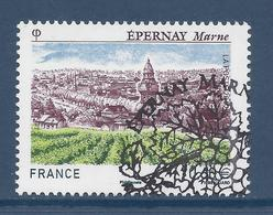 France - YT N° 4645 - Oblitéré, Dos Neuf Sans Charnière - 2012 - France