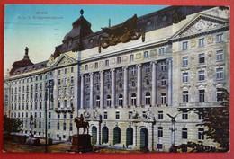 AUSTRIA - WIEN K.u.K. KRIEGSMINISTERIUM - Wien Mitte