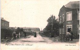 FORVILLE   Entrée Du Village. - Fernelmont