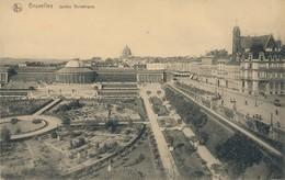 CPA - Belgique - Bruxelles - Jardin Botanique - Forêts, Parcs, Jardins