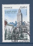 France - YT N° 4634 - Oblitéré, Dos Neuf Sans Charnière - 2012 - France