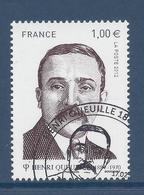 France - YT N° 4635 - Oblitéré, Dos Neuf Sans Charnière - 2012 - France