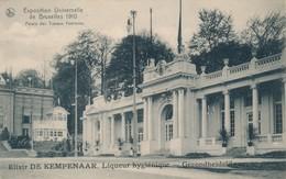 CPA - Belgique - Bruxelles - Expositions Universelles 1910 - Palais Des Travaux Feminins - Wereldtentoonstellingen