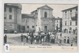 Cartolina - Vetralla - Piazza Della Rocca - Viterbo