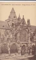 AQ15 Les Andelys, Eglise Notre Dame, Portail Gothique - Les Andelys