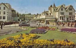AS25 Sea Front Gardens, Paignton - 1960's Car - Paignton