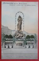 AUSTRIA - WIEN - MARIENSTATUE AUF DER MARIEN-BRUCKE , P.LEDERMANN 11310 - Vienna Center