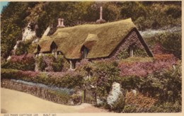 AS25 Old Maids' Cottage, Lee - England