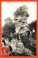 "CPA 52 Roches Sur Marne "" Les Ruines Du Chateau "" - France"