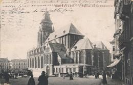 CPA - Belgique - Bruxelles - L'Eglise De La Chapelle - Monumenten, Gebouwen