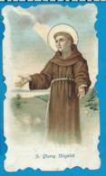 Holycard    St. Pierre Régalat - Santini