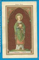 Holycard    St. Piatus - Images Religieuses