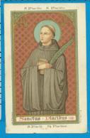 Holycard    St. Placidus - Images Religieuses