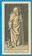 Holycard    St. Procopius - Andachtsbilder
