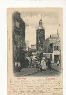 Tanger Tangiers Main Street  Edit J. Cartwright  Undivided Back - Tanger