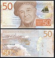 SWEDEN - 50 Kronor Nd.(2015) UNC P.70 - Sweden