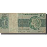 Billet, Brésil, 1 Cruzeiro, Undated (1972-80), KM:191Ab, TB - Brésil