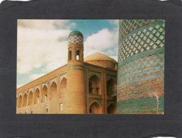 84286    Uzbekistan,   Madrasah Of  Muhammad Amin Kahn And Minaret Kalta-Minar,  19th Century,  NV - Uzbekistan