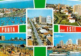 1 AK Uruguay * Ansichten Der Stadt Punta Del Este * - Uruguay