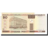 Billet, Bélarus, 20 Rublei, 2000, 2000, KM:24, NEUF - Russie